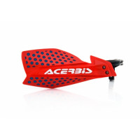 Acerbis pair of handguard cross X-Ultimate red blue