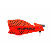 Acerbis pair of handguard cross X-Ultimate red black