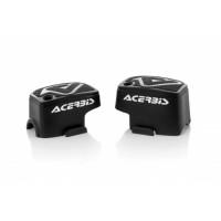 Pair of brake-clutch caliper Brembo Acerbis 0021680 Black