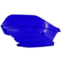 Acerbis pair of Spoiler for X-Force handguards blue