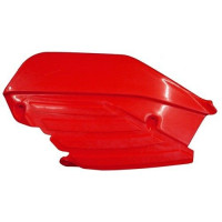 Acerbis pair of Spoiler for X-Force handguards red