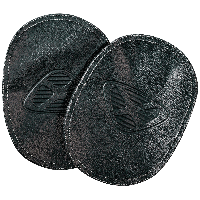 Pair leather patches for Ixon suits