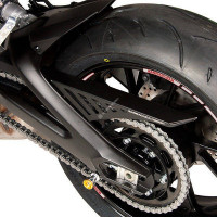 Chain Guard for Yamaha in Barracuda aluminum