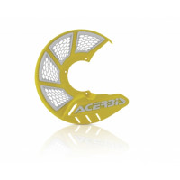 Front disc cover Acerbis 0021846 X-BRAKE 2.0 Yellow