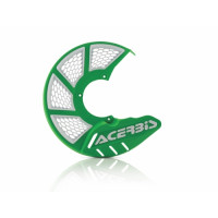 Front disc cover Acerbis 0021846 X-BRAKE 2.0 Green