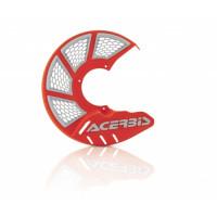 Front disc cover Acerbis 0022264 X-BRAKE 2.0 KTM - HUSQVARNA Orange