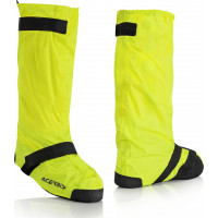 Acerbis Light 4.0 rain cover boots Fluo Yellow