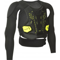 Acerbis PLASMA BODY ARMOUR black yellow