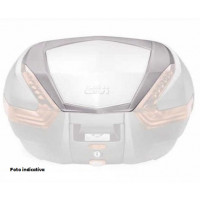 Givi painted cover for top case V56 maxia 4 and V47 silver