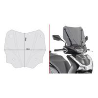 Givi smoked low screen for Honda SH 125-150 2020