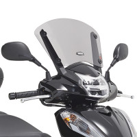 Givi D1143S Specific smoked low screen HONDA SH300I 15
