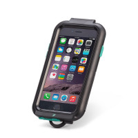 Midland waterproof case with mounting system for tubular handlebars for iPhone