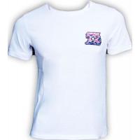 DAINESE Donington EVO S/S T-Shirt col. white