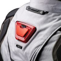 Macna light Vision Led for jackets with provision red