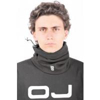 OJ Pile Tube neck warmer black