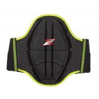 Zandonà SHIELD EVO X5 HIGH VISIBILITY lumbar belt Black