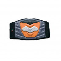 Zero7 Roka Belt lumbar belt Orange Black