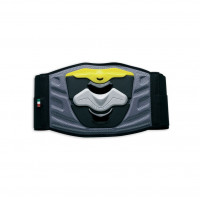 Zero7 Roka Belt lumbar belt Black Yellow