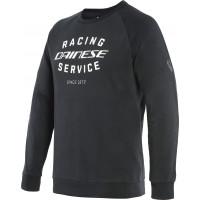 Dainese Paddock Sweatshirt Black White