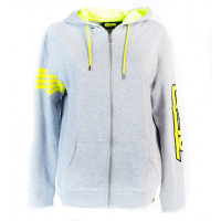 Lorenzo Dalla Porta WF04 woman sweatshirt Grey Melange