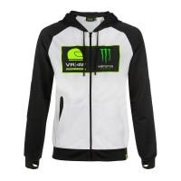 VR46 Riders Monster Academy Sweatshirt White Black