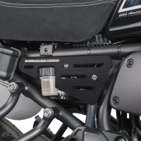 Barracuda YS7500 side panels for Yamaha