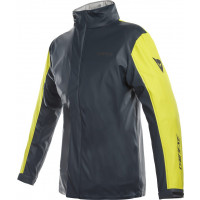 Dainese STORM LADY rain jacket anthracite fluo yellow
