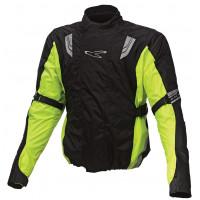 Macna rain jacket Shelter fluo yellow black