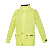 Tucano Urbano Diluvio Plus waterproof jacket yellow fluo