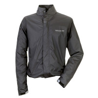 Tucano Urbano super-compact raincoat Nano Rain Jacket Plus black