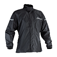 Ixon woman waterproof jacket Compact black