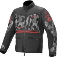 Alpinestars VENTURE R enduro jacket camo red