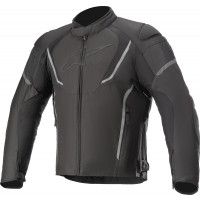 Alpinestars T-JAWS V3 WATERPROOF jacket Black Black
