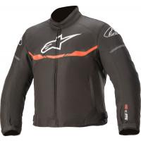 Alpinestars YOUTH T-SP S WATERPROOF kid jacket Black Red Fluo