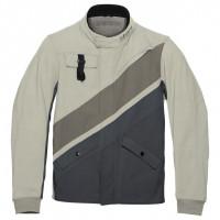 Dainese72 Kayes Tex Jacket Bungee-Cord Ebony