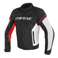 Dainese Air Frame D1 Tex black white red