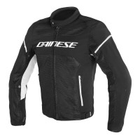 Dainese Air Frame D1 Tex black black white