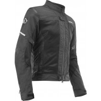 Acerbis RAMSEY VENTED CE woman summer jacket Black