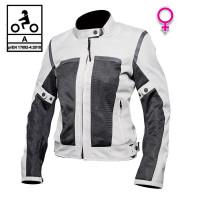 Befast FreeLife Lady CE certificated woman summer jacket Black Grey