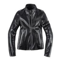 Dainese72 FRECCIA72 LADY leather jacket Black Black
