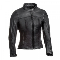 Ixon C-Sizing Crank C leather  woman jacket Black