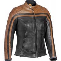 Ixon PIONEER LADY leather jacket brown camel