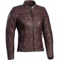 Ixon Spark Lady leather summer jacket Bordoux