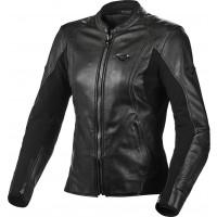 Macna Tequilla woman leather jacket Black