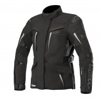 Alpinestars STELLA YAGUARA Tech-Air compatible motorcycle Lady jacket black anthracite
