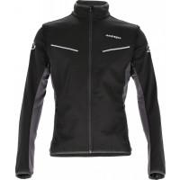 Acerbis TRACK SOFTSHELL enduro jacket black grey
