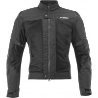 Acerbis RAMSEY VENTED CE summer jacket Black