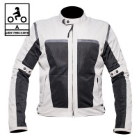 Befast FreeLife CE certificated summer jacket Black Grey