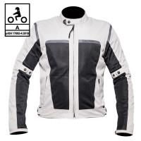 Befast FreeLife CE certificated summer jacket Black Grey