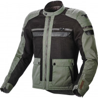 Macna Fluent summer jacket Green Black